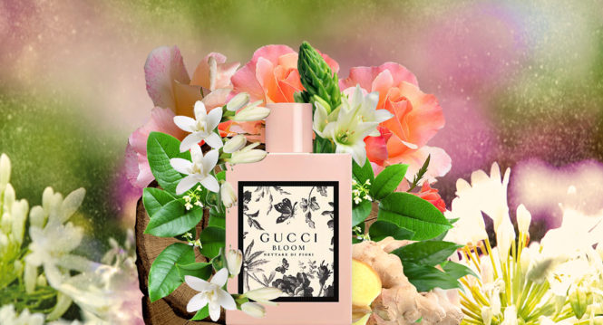 Gucci Bloom Nettare Di Fiori new perfume 2018 reastars