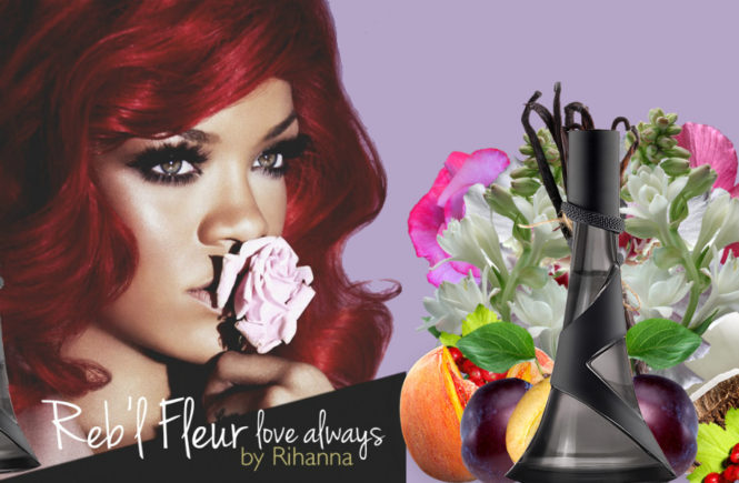 Rihanna Reb'l Fleur Love Always new fragrance 2018