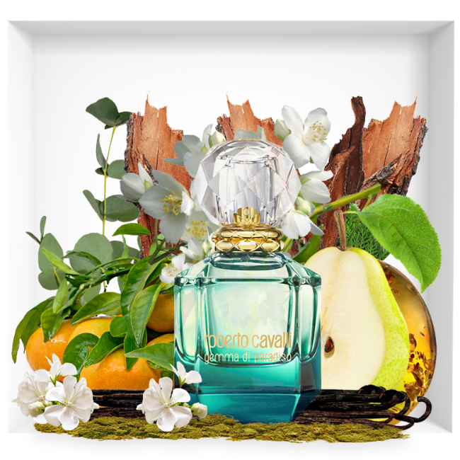 Roberto Cavalli Gemma di Paradiso fragrance 2018