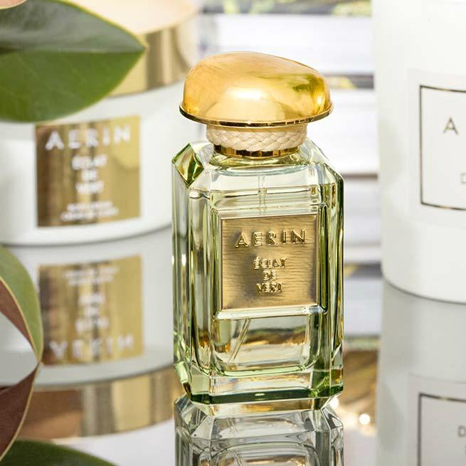 Aerin Éclat de Vert Perfume 2018 new fragrance