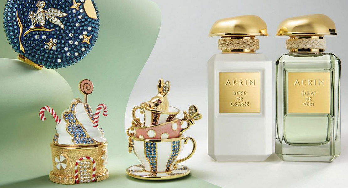 Aerin Éclat de Vert Perfume new fragrances 2018
