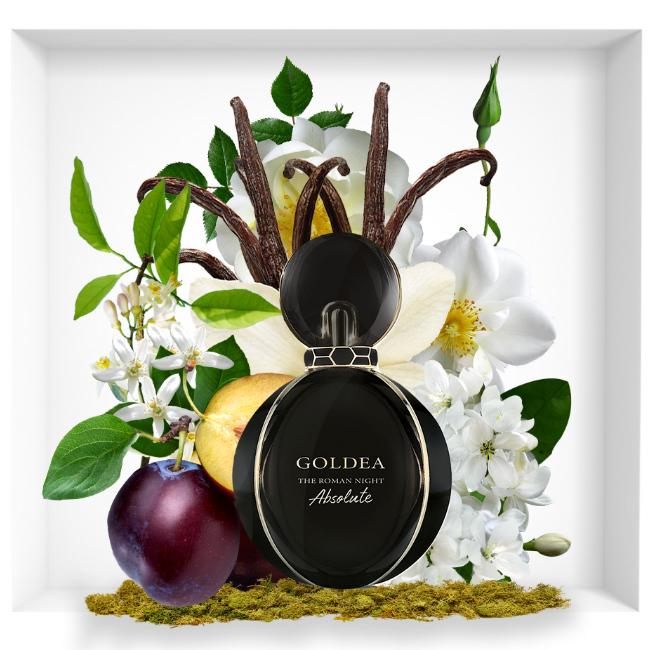 Bvlgari Goldea The Roman Night Absolute new fragrance 2018