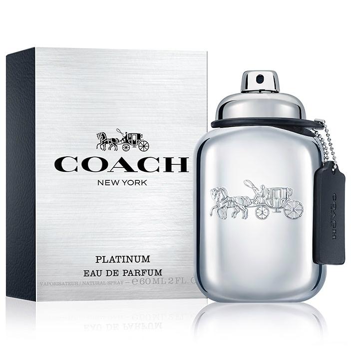 Coach For Men Platinum Eau de Parfum