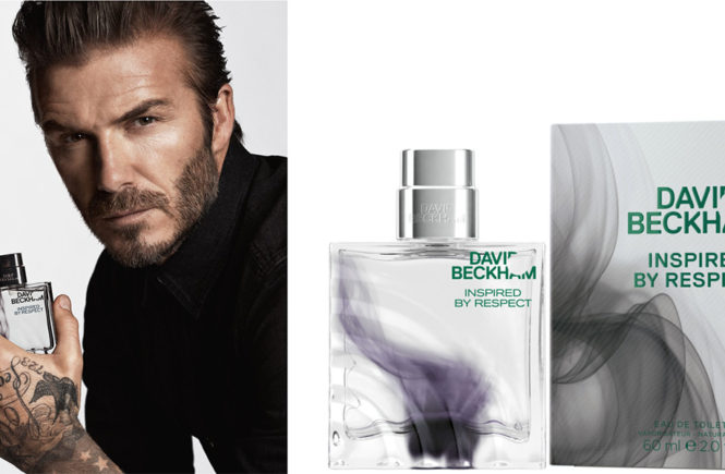 David Beckham Inspired By Respect eau de toilette