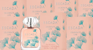 Escada Celebrate Life Eau de Parfum new fragrance for woman 2018