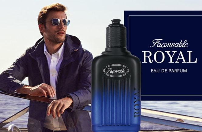 Faconnable Royal Eau de Parfum