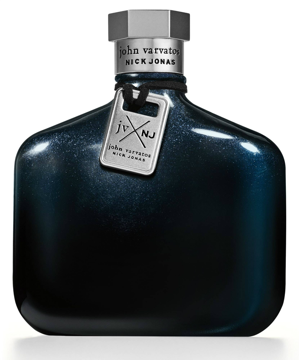JV x NJ John Varvatos new fragrance for men