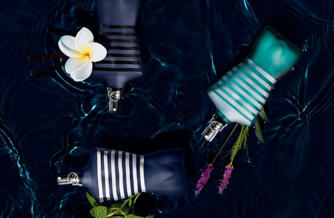 Jean Paul Gaultier Le Male In The Navy new fragrance 2018