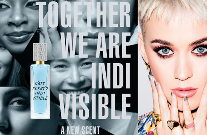 Katy Perry's Indi Visible … Together we are Indi Visible