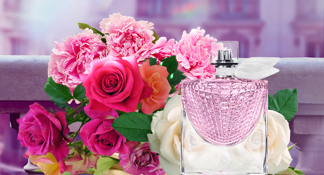 Lancome La Vie Est Belle Flowers of Happiness 2018 new perfume