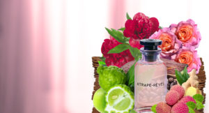 Louis Vuitton Attrape Reves new fragrance 2018