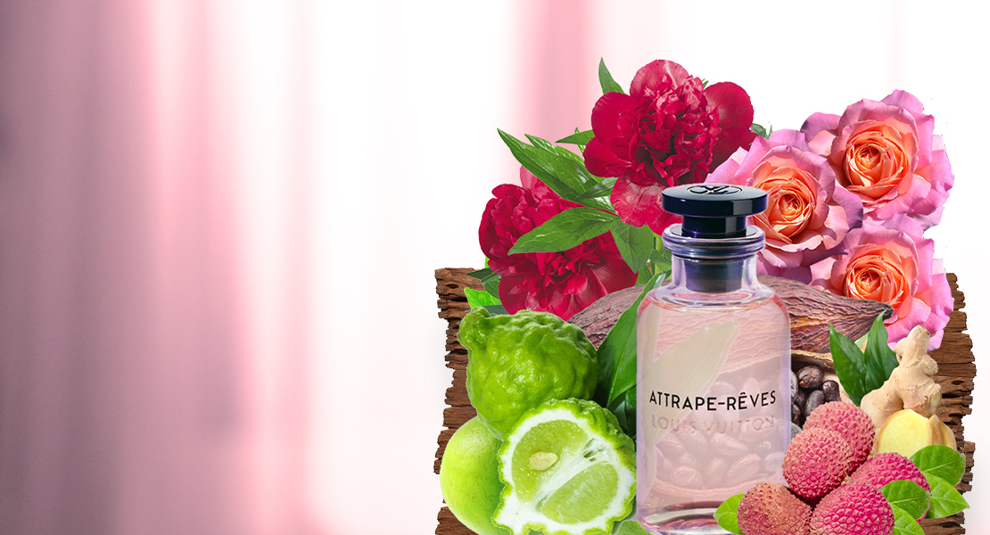 Louis Vuitton Attrape Reves new fragrance 2018