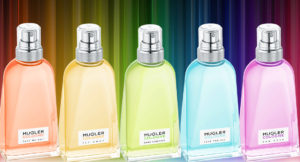 New Mugler Cologne Rainbow Collection at Reastars.com