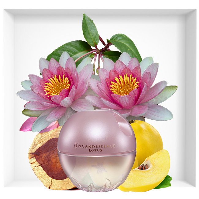 Avon Incandessence Lotus Eau de Parfum 2018 new fragrance