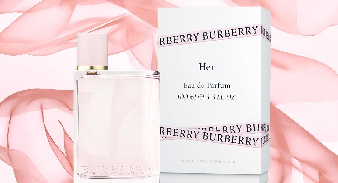 Burberry HER Eau de Parfum new fragrance 2018