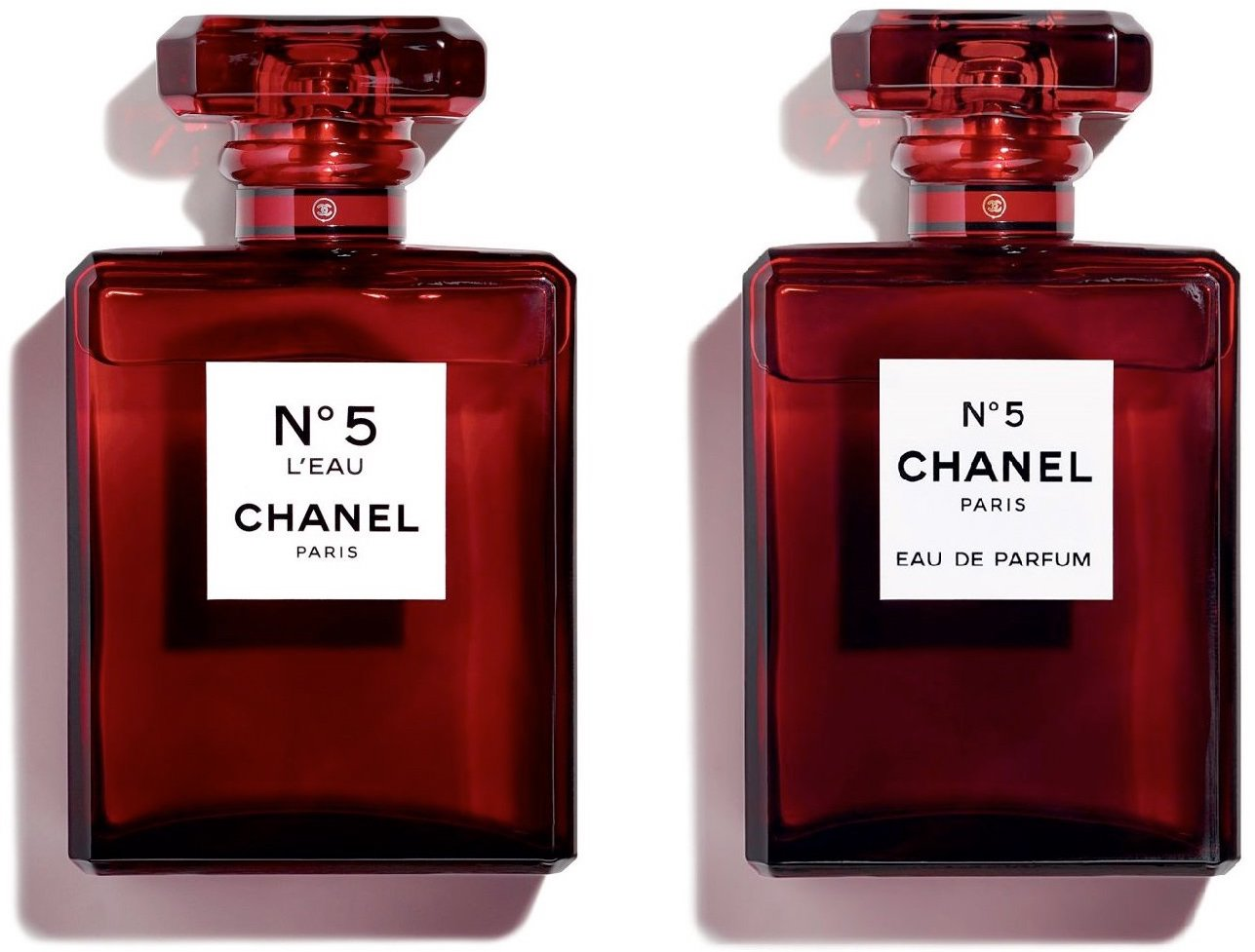 Chanel No 5 Red Editions 2