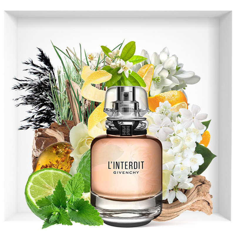 Givenchy L'Interdit fragrance 2018