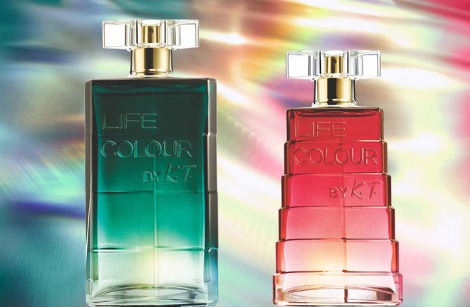 Avon Life Colour by K.T. 2018 new fragrance