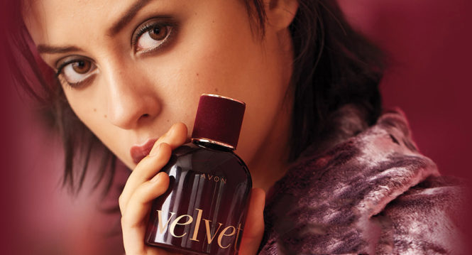 New fragrance Avon Velvet