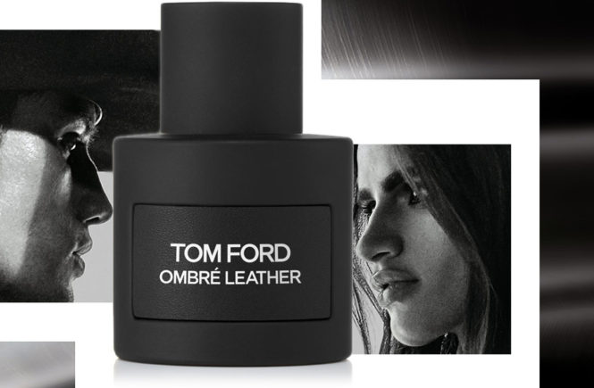 New fragrance Tom Ford Ombre Leather