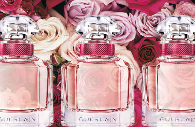 New fragrance Mon Guerlain Bloom of Rose new fragrance