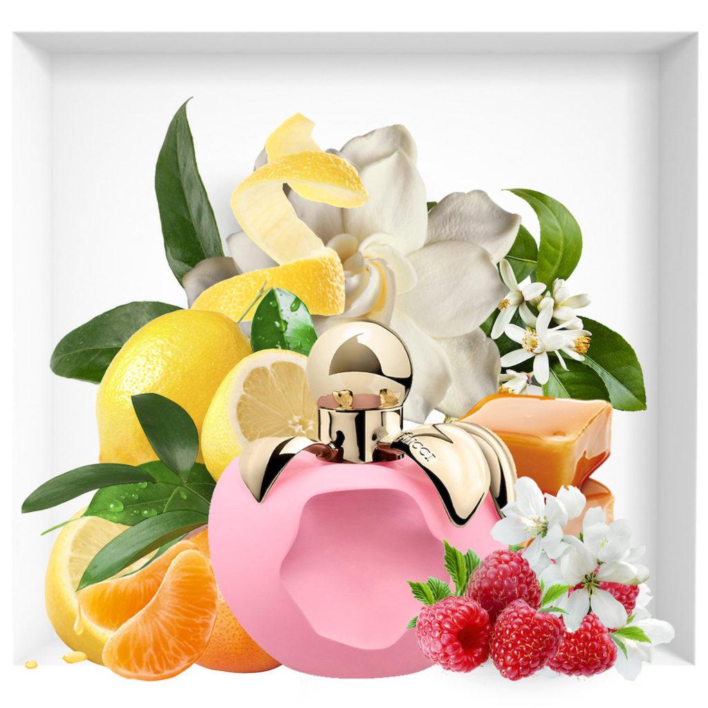 Les Sorbets de Nina fragrance 2019