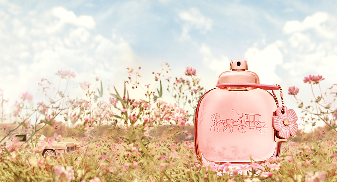New flowery Coach Floral Blush 2019 new fragrance