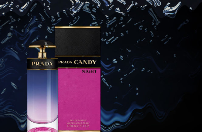 Prada Candy Night Eau de Parfum 2019 fragrance
