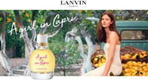 Lanvin A Girl in Capri fragrance