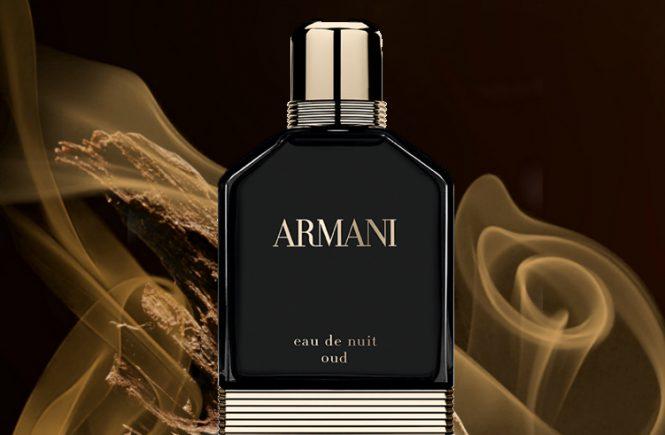 Armani Unveils New Fragrance for Men