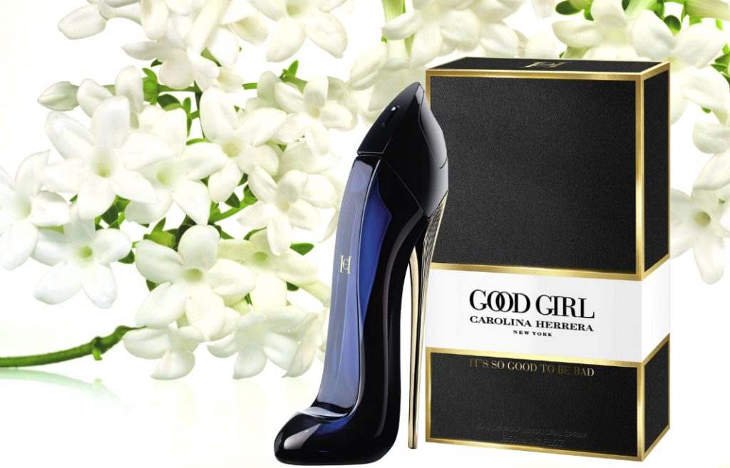 Carolina Herrera Good Girl New Fragrance Reastars Perfume And
