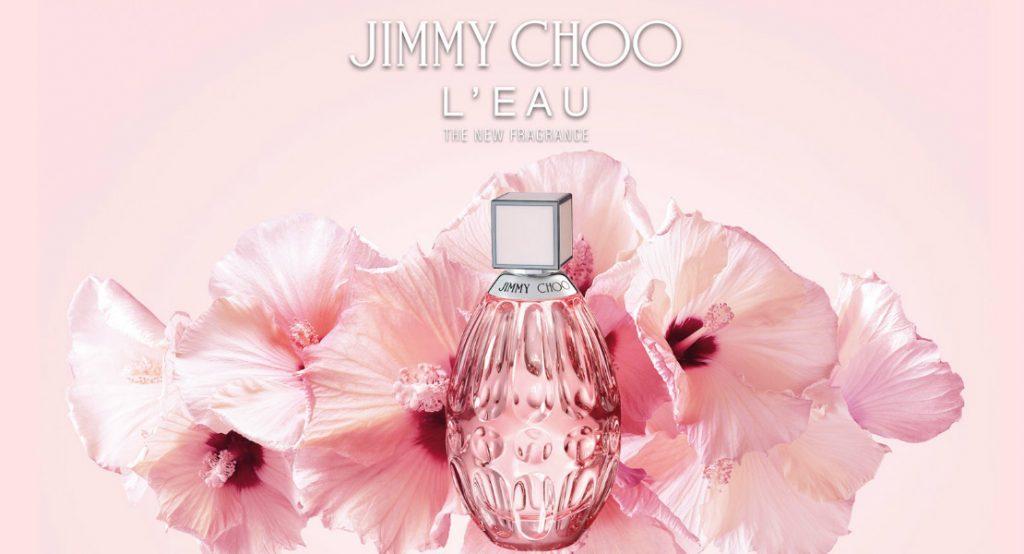 New fragrance 2017 – Jimmy Choo L'Eau     Reastars Perfume and Beauty  magazine