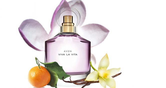 Avon Viva La Vita new fragrance 2017