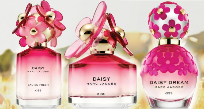 MARC JACOBS DAISY KISS collection