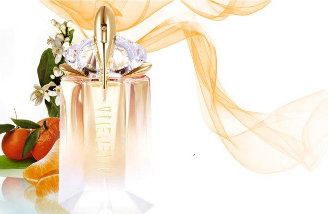 Thierry Mugler Alien Eau Sublime new fragrance 2017