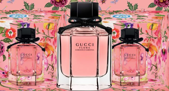 Gucci has launched a new edition of its Flora fragrance, Flora Gardenia Limited Edition
