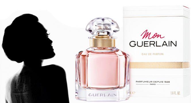 Mon GuerlainEau de ParfumThe new feminine fragrance by Guerlain