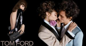 Tom Ford shoots and scores with new Spring looks