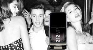 Carolina Herrera 212 VIP Black perfume fragrance reastars