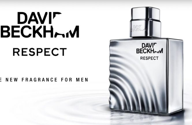 David Beckham Respect fragrance