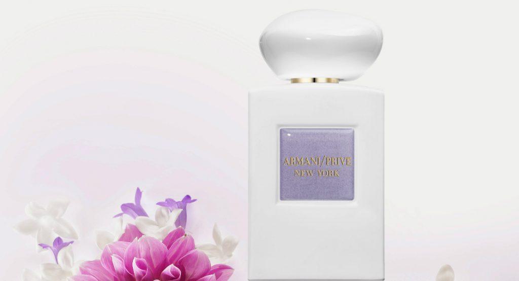 Armani Privé New York Reastars Perfume And Beauty Magazine