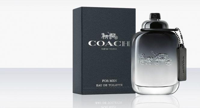 coach for men fragrance