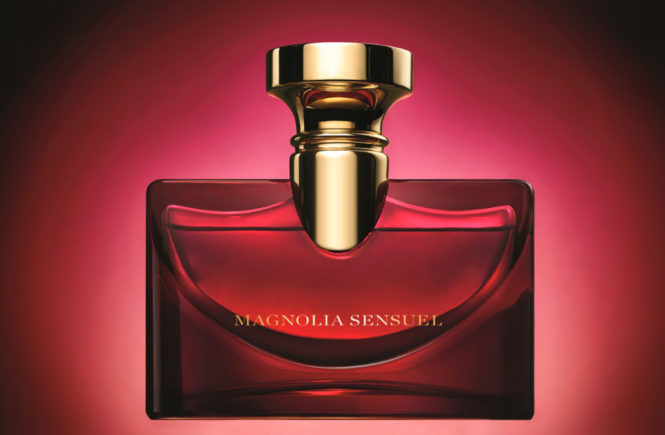 Bvlgari new perfume Magnolia Sensuel.