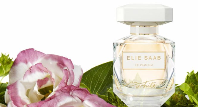 Elie Saab Le Parfum in White new 2018 perfume