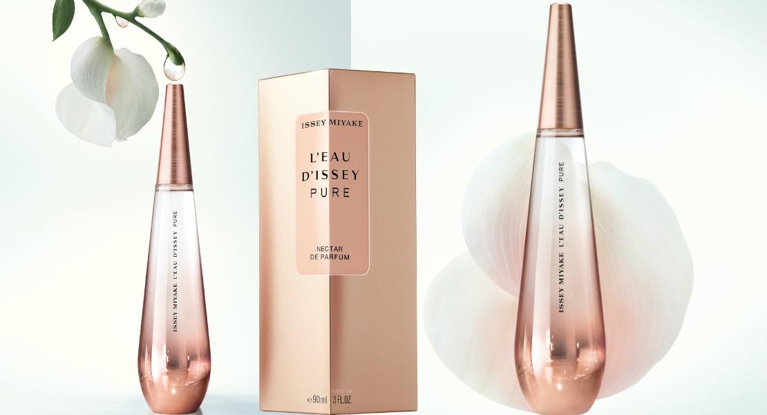 Issey Miyake L'Eau d'Issey Pure Nectar de Parfum   Reastars Perfume and  Beauty magazine