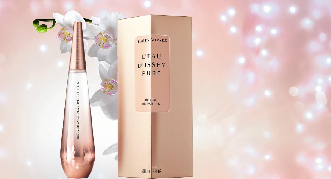 5f4cdf14d Issey Miyake L Eau d Issey Pure Nectar de Parfum 2018 – Reastars ...
