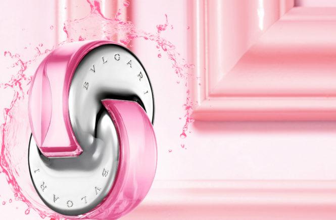 BVLGARI Omnia Pink Sapphire new spring fragrance