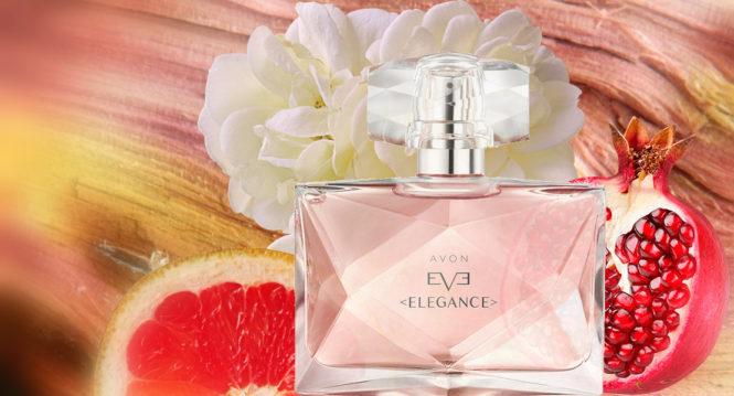 Avon Eve Elegance new Avon fragrances