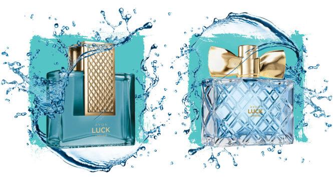 Avon Luck Limitless 2018 fragrances