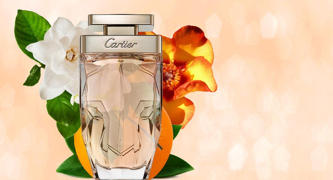 New Eau De Toilette Cartier La Panthere Reastars Perfume And